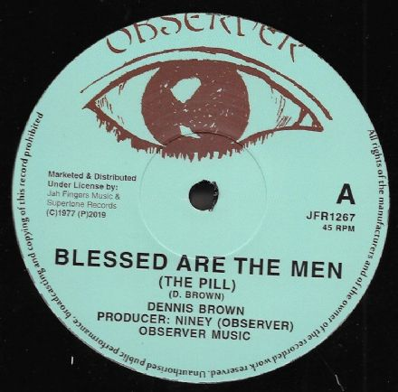 dennis-brown-blessed-are-the-men-the-pill-junior-delgado-cry-cry-observer-ja-94851-pekm440x434ekm